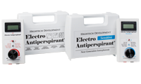 About Iontophoresis Electro Antiperspirant